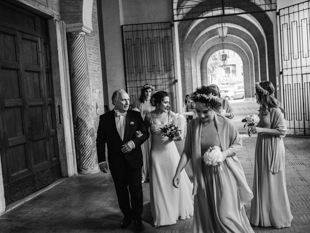 Il matrimonio di Jacopo e Ambra a Roma, Roma 14