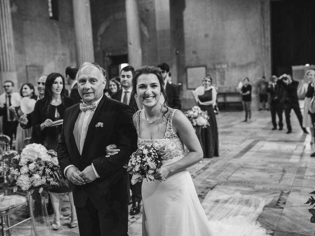 Il matrimonio di Jacopo e Ambra a Roma, Roma 15