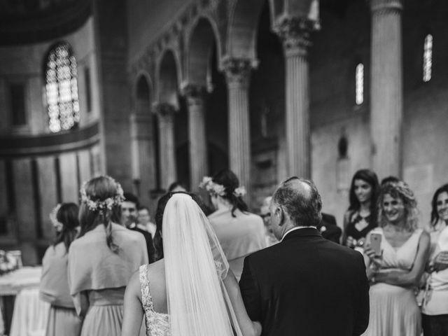 Il matrimonio di Jacopo e Ambra a Roma, Roma 16
