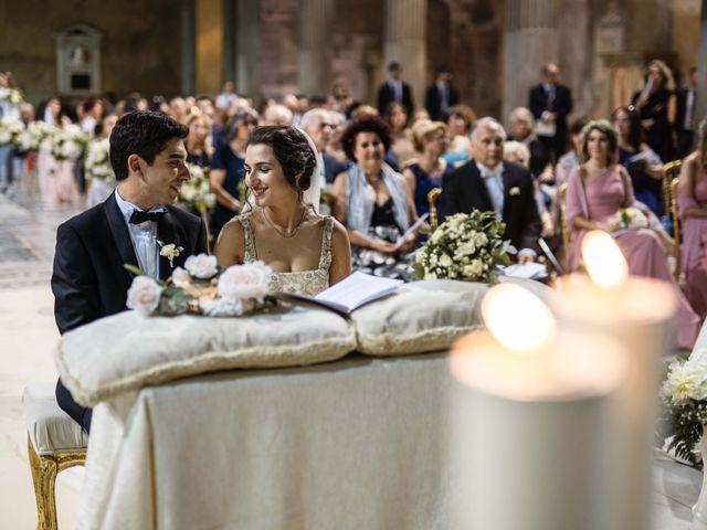 Il matrimonio di Jacopo e Ambra a Roma, Roma 18