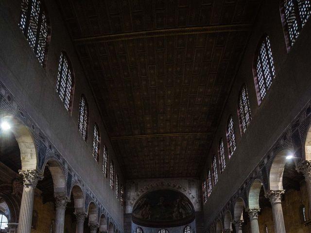 Il matrimonio di Jacopo e Ambra a Roma, Roma 19