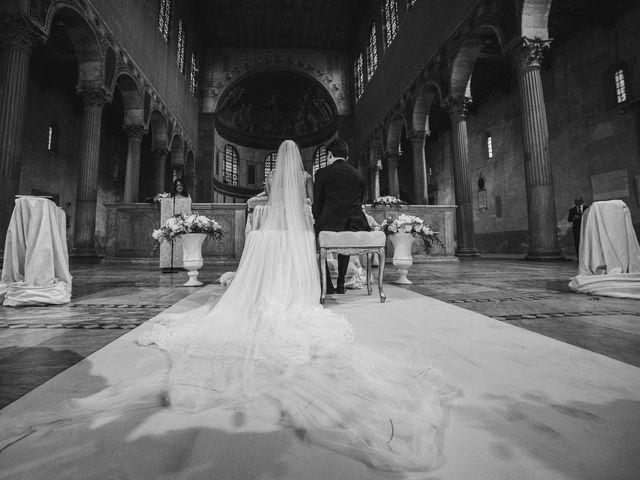 Il matrimonio di Jacopo e Ambra a Roma, Roma 20