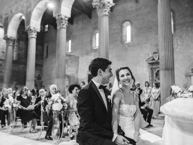 Il matrimonio di Jacopo e Ambra a Roma, Roma 21