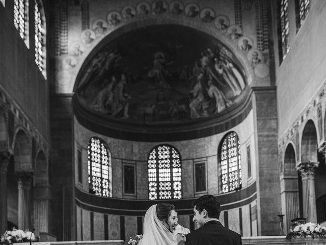Il matrimonio di Jacopo e Ambra a Roma, Roma 23