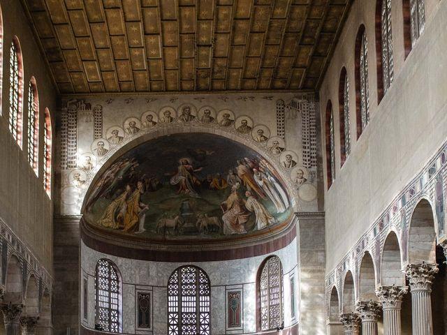 Il matrimonio di Jacopo e Ambra a Roma, Roma 25