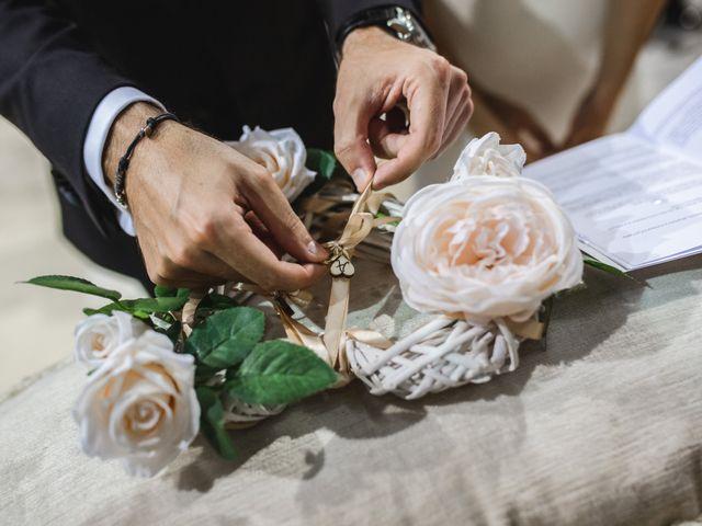 Il matrimonio di Jacopo e Ambra a Roma, Roma 26
