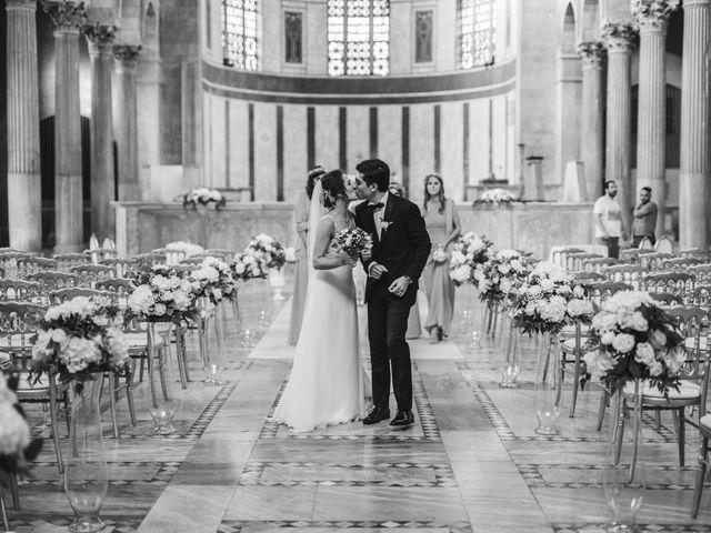 Il matrimonio di Jacopo e Ambra a Roma, Roma 28