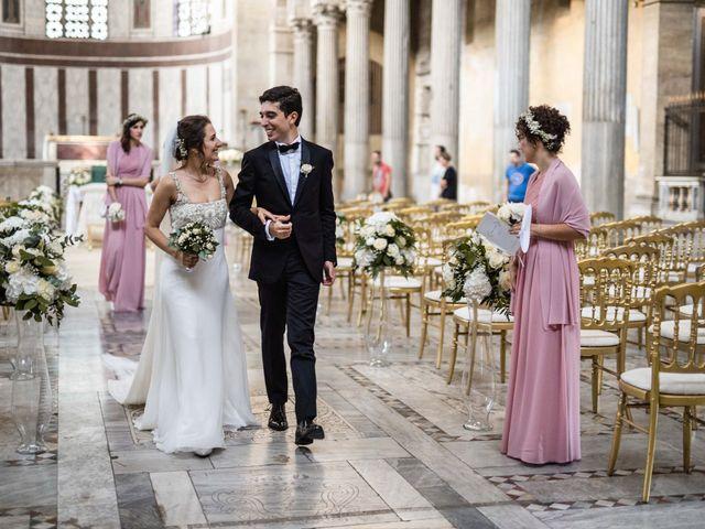 Il matrimonio di Jacopo e Ambra a Roma, Roma 29