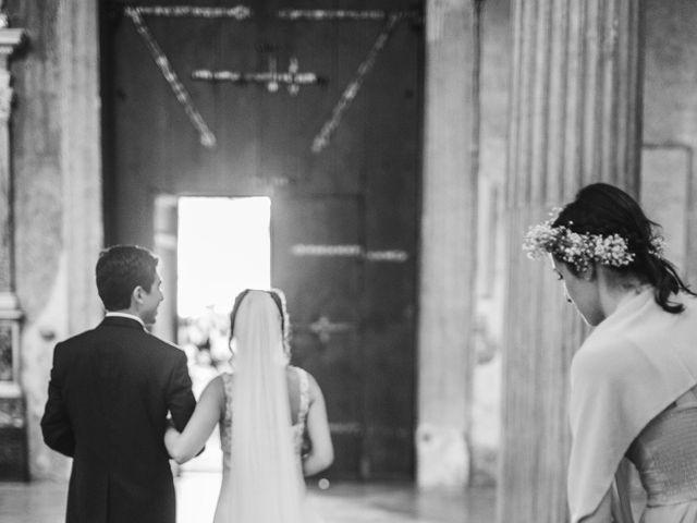 Il matrimonio di Jacopo e Ambra a Roma, Roma 30
