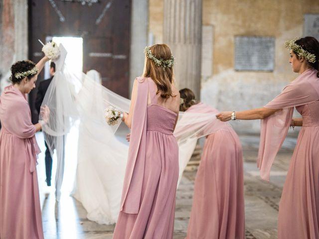 Il matrimonio di Jacopo e Ambra a Roma, Roma 31