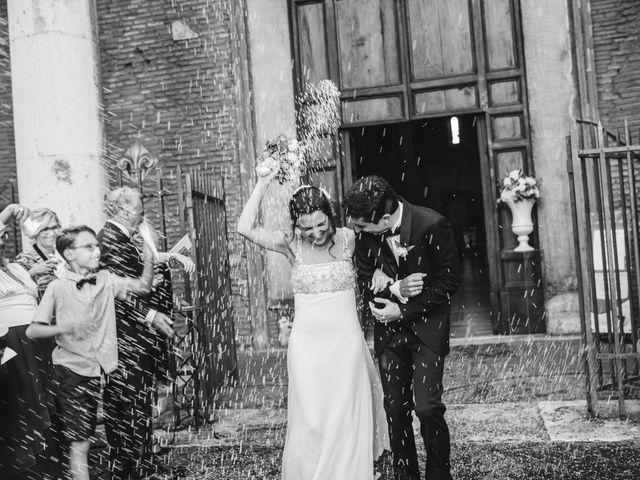 Il matrimonio di Jacopo e Ambra a Roma, Roma 33