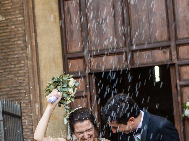 Il matrimonio di Jacopo e Ambra a Roma, Roma 34