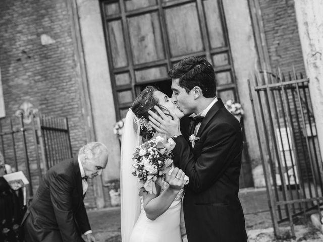 Il matrimonio di Jacopo e Ambra a Roma, Roma 35