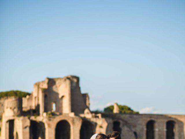 Il matrimonio di Jacopo e Ambra a Roma, Roma 37