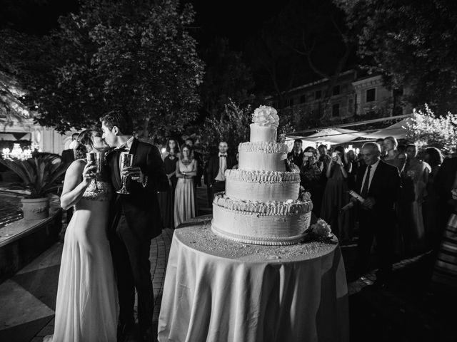 Il matrimonio di Jacopo e Ambra a Roma, Roma 54