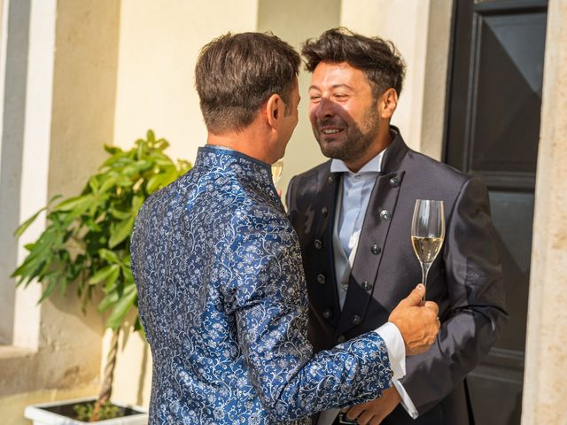 Il matrimonio di Marco e Piero a Taormina, Messina 13