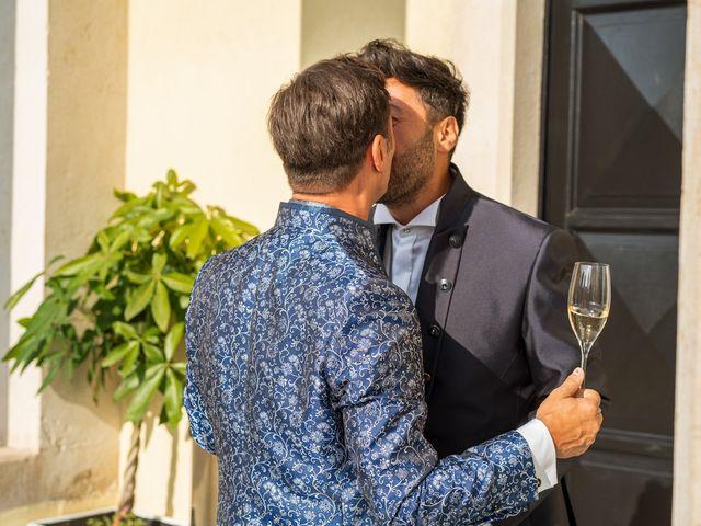 Il matrimonio di Marco e Piero a Taormina, Messina 14