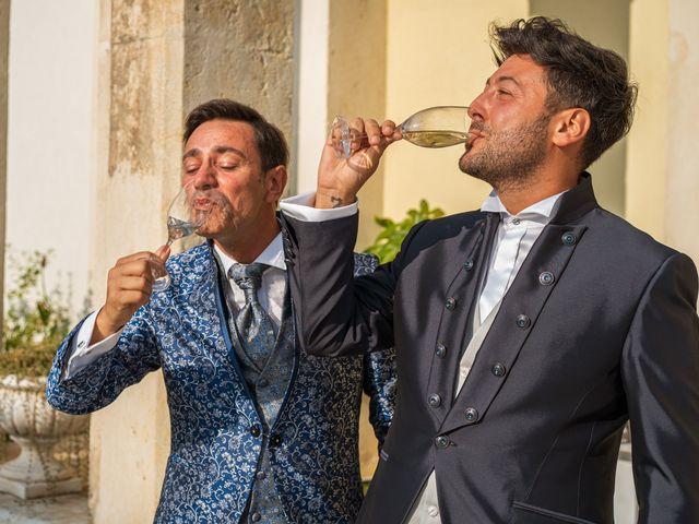 Il matrimonio di Marco e Piero a Taormina, Messina 17