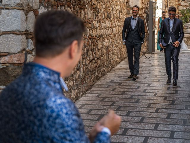 Il matrimonio di Marco e Piero a Taormina, Messina 24