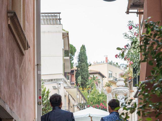 Il matrimonio di Marco e Piero a Taormina, Messina 28