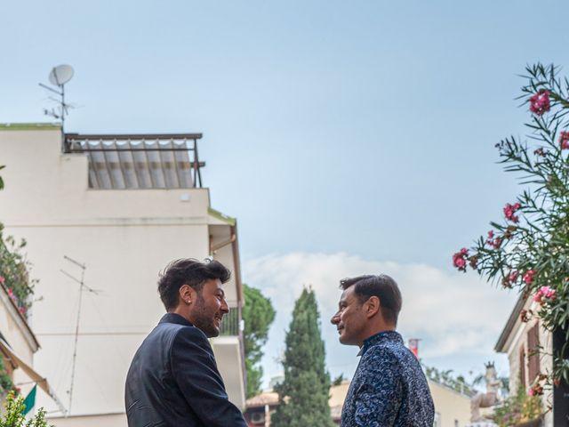 Il matrimonio di Marco e Piero a Taormina, Messina 29