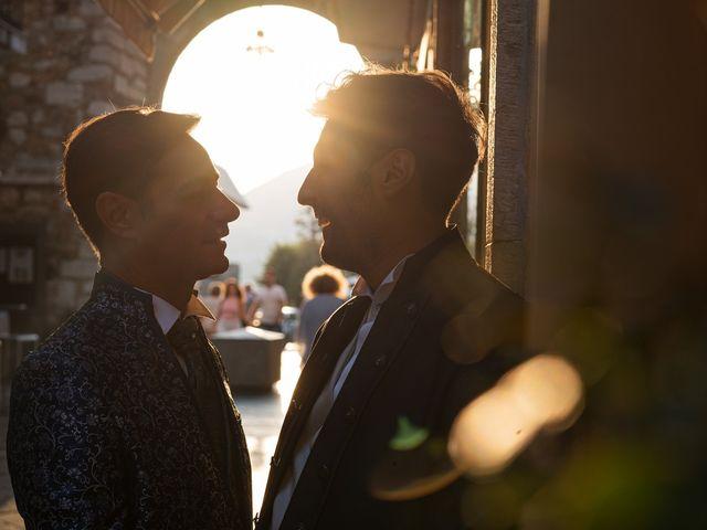 Il matrimonio di Marco e Piero a Taormina, Messina 31