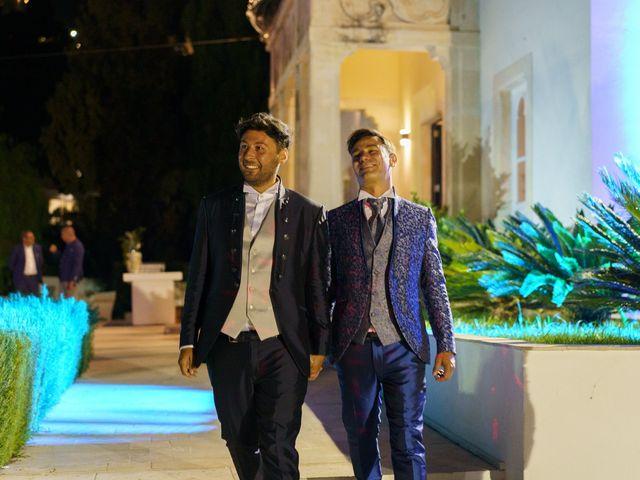 Il matrimonio di Marco e Piero a Taormina, Messina 57