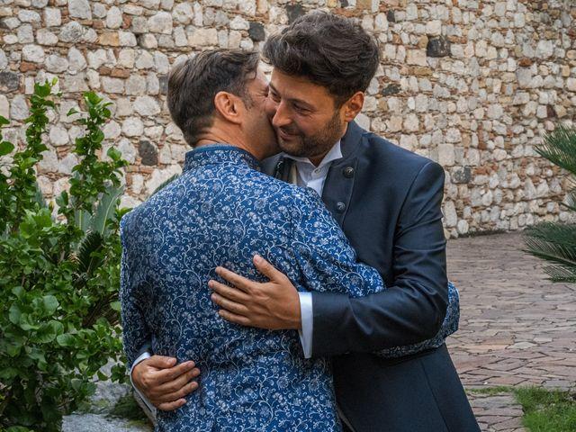 Il matrimonio di Marco e Piero a Taormina, Messina 61