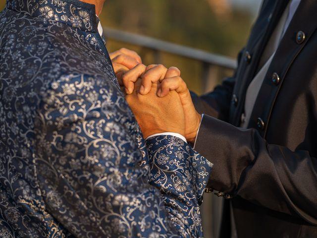 Il matrimonio di Marco e Piero a Taormina, Messina 62