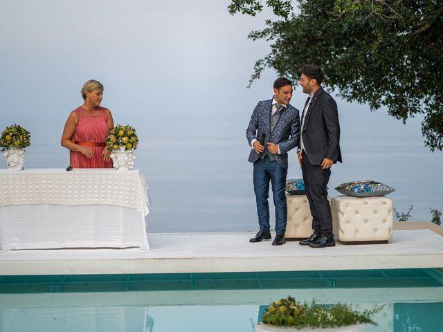 Il matrimonio di Marco e Piero a Taormina, Messina 65