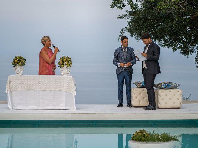 Il matrimonio di Marco e Piero a Taormina, Messina 67