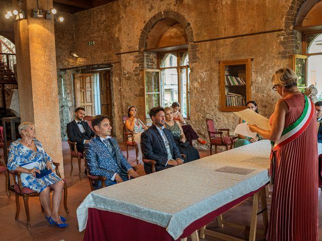 Il matrimonio di Marco e Piero a Taormina, Messina 84