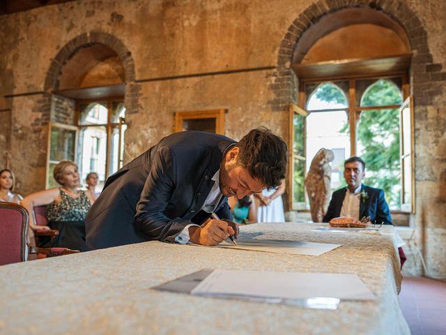 Il matrimonio di Marco e Piero a Taormina, Messina 86