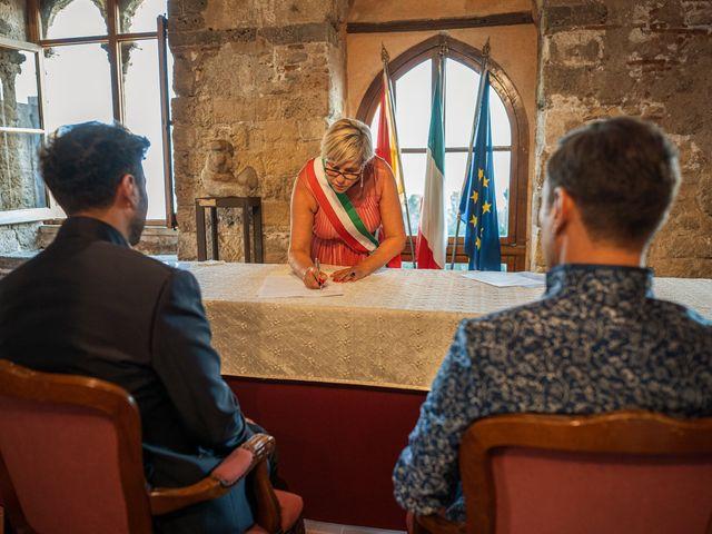 Il matrimonio di Marco e Piero a Taormina, Messina 87