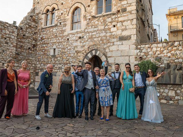 Il matrimonio di Marco e Piero a Taormina, Messina 89