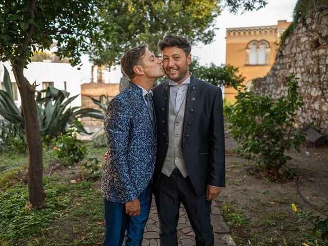 Il matrimonio di Marco e Piero a Taormina, Messina 91