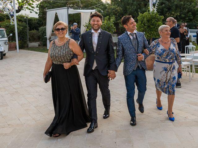 Il matrimonio di Marco e Piero a Taormina, Messina 101
