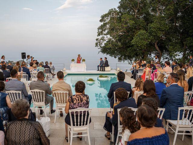 Il matrimonio di Marco e Piero a Taormina, Messina 102
