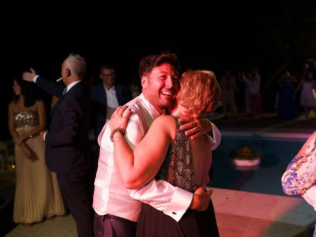 Il matrimonio di Marco e Piero a Taormina, Messina 113