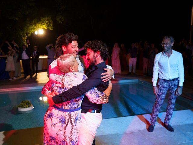 Il matrimonio di Marco e Piero a Taormina, Messina 115
