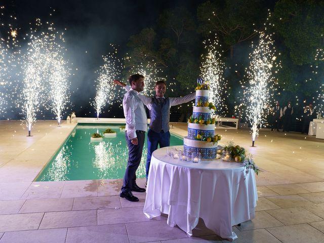 Il matrimonio di Marco e Piero a Taormina, Messina 133
