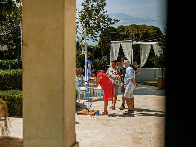 Il matrimonio di Marco e Piero a Taormina, Messina 136