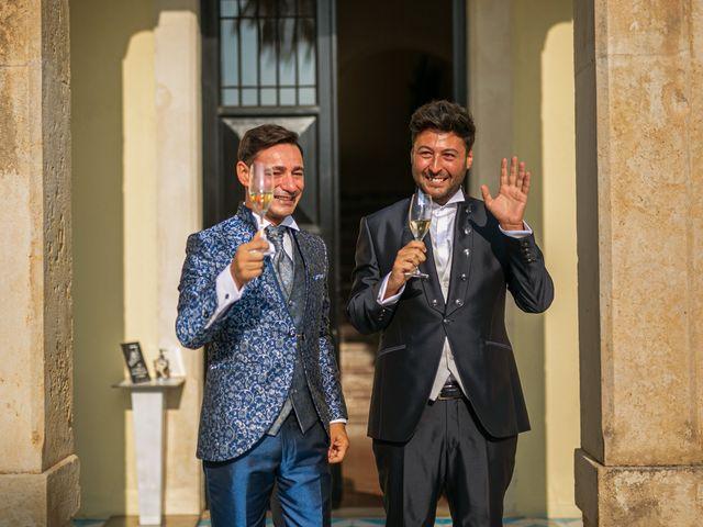 Il matrimonio di Marco e Piero a Taormina, Messina 151
