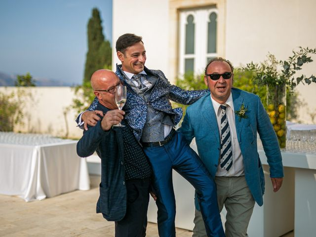 Il matrimonio di Marco e Piero a Taormina, Messina 152