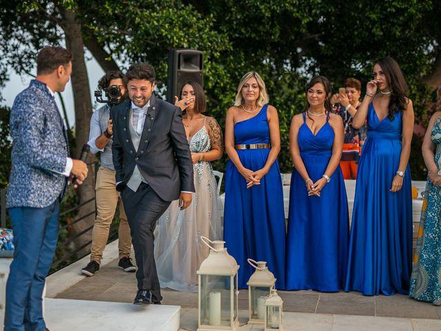 Il matrimonio di Marco e Piero a Taormina, Messina 159