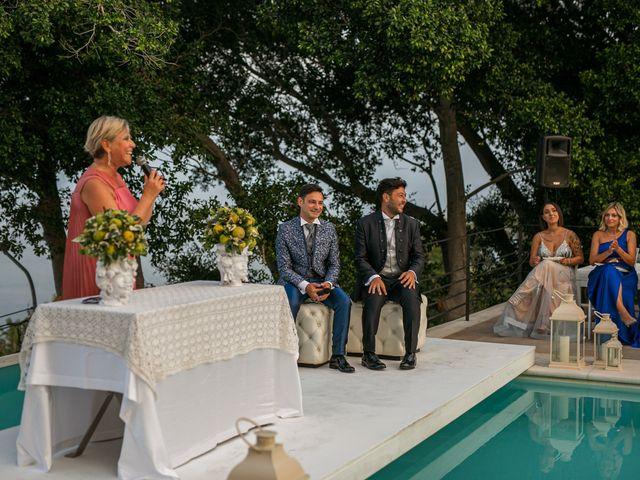 Il matrimonio di Marco e Piero a Taormina, Messina 160