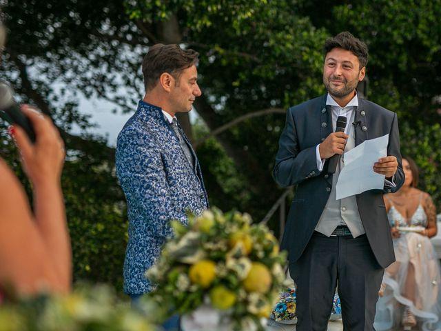 Il matrimonio di Marco e Piero a Taormina, Messina 162