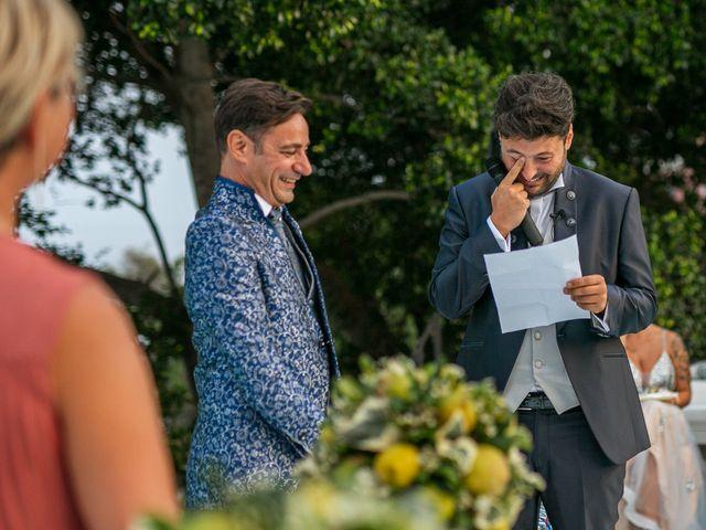 Il matrimonio di Marco e Piero a Taormina, Messina 163