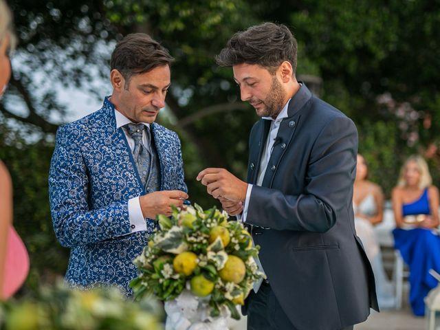 Il matrimonio di Marco e Piero a Taormina, Messina 166
