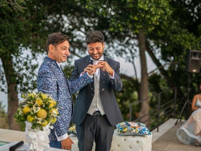Il matrimonio di Marco e Piero a Taormina, Messina 168